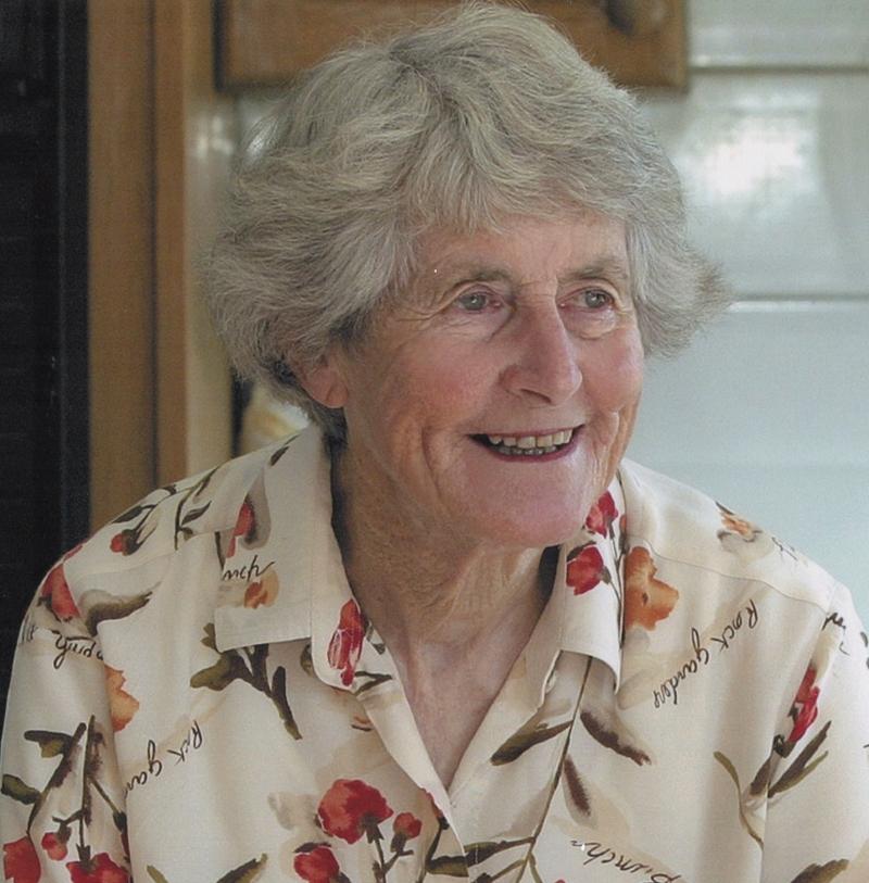 Elaine Dudgeon Thurman