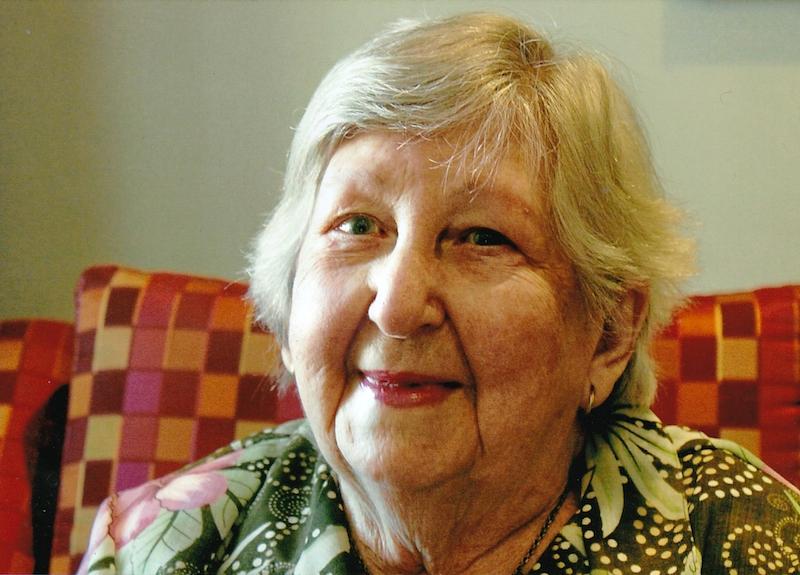 Wilma Joyce Baker