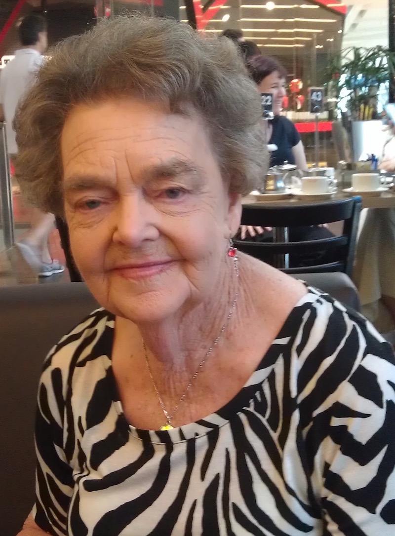 """Dorothy Margaret """"Dot"""" Godden"""