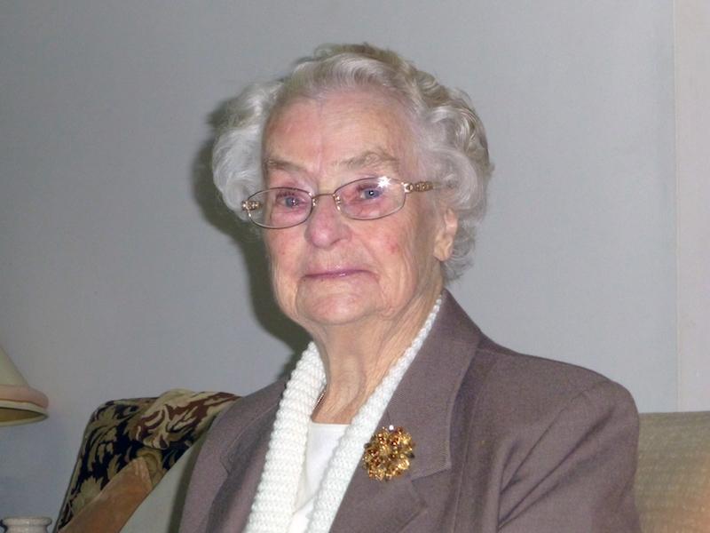 Lorraine Clara Rose Ham