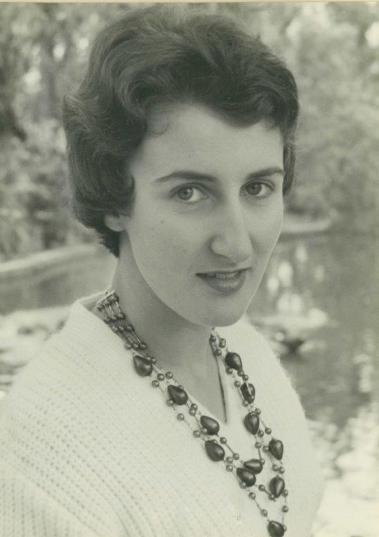 June Elspeth Gillard