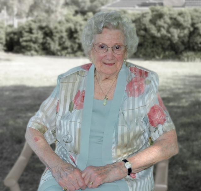 Muriel Winifred Poupard