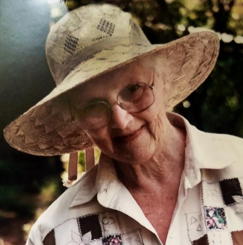 Marjorie Hamilton Howe