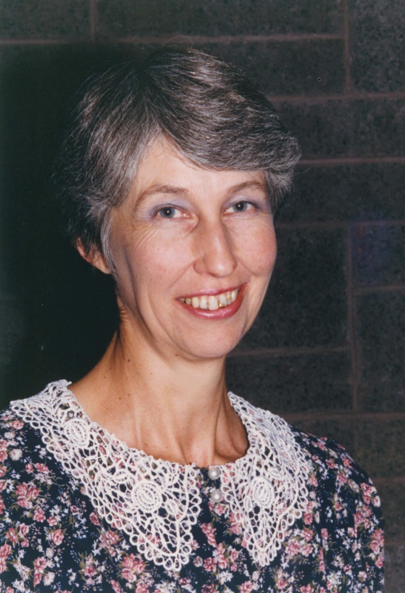 Marion Anne Rowe