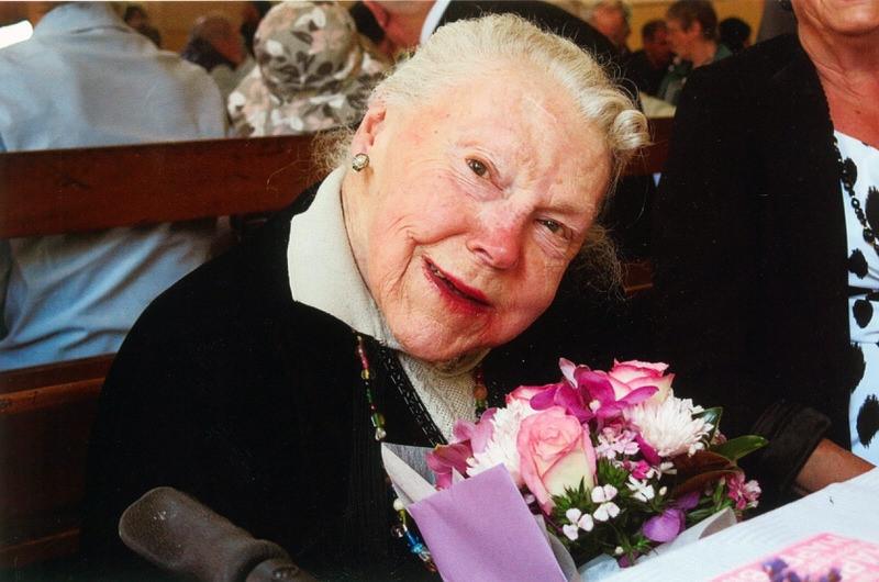Nancy Margaret Murdoch