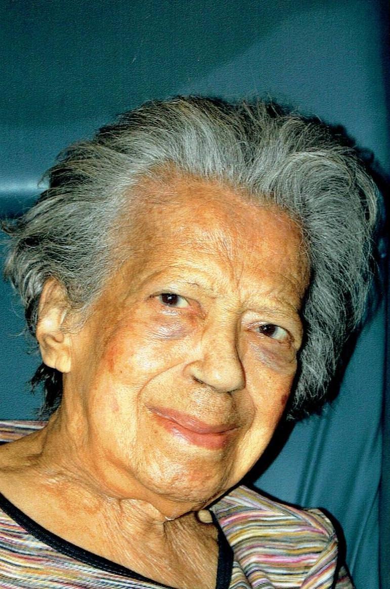 Mary Elise Thomas