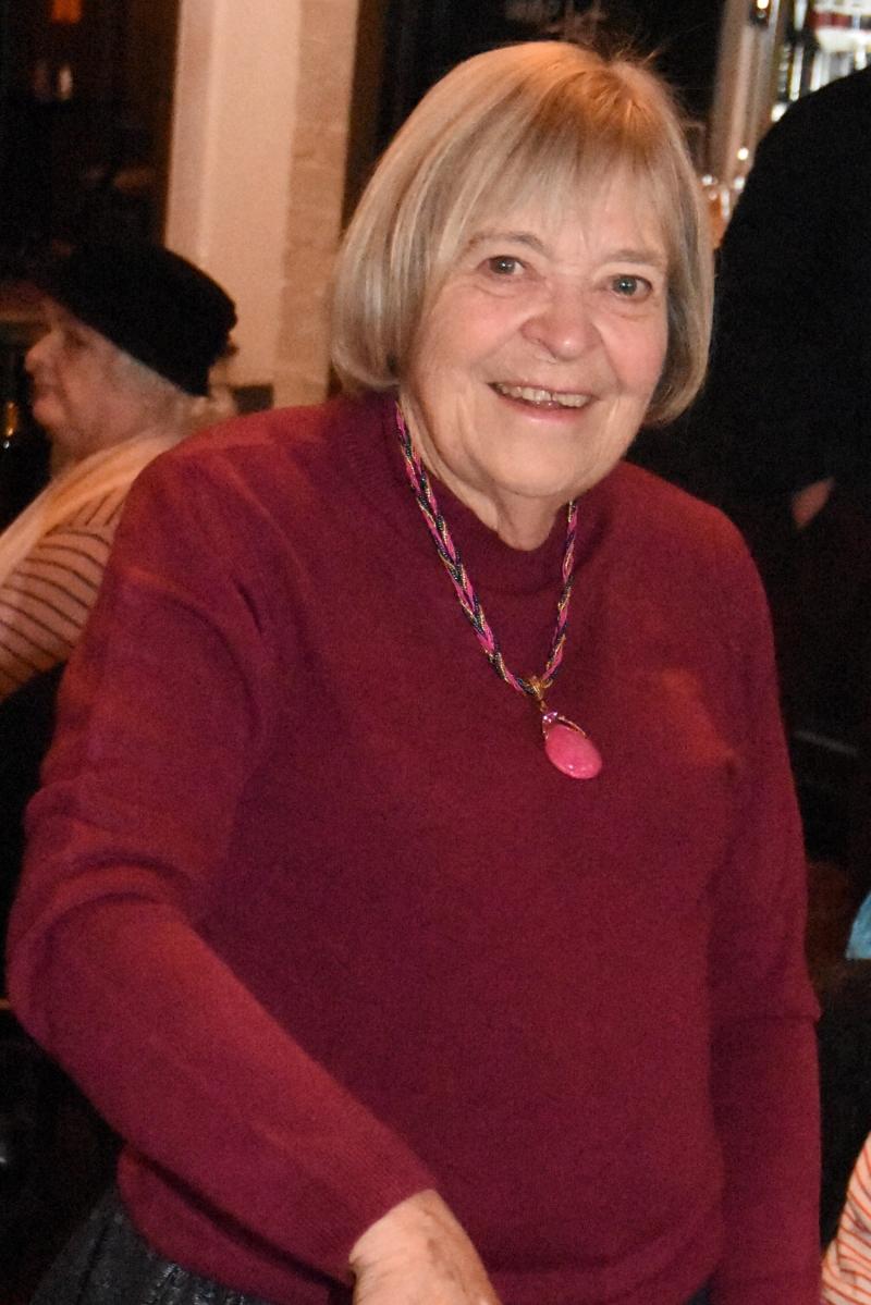 Sally Myrtle Ethel Grad