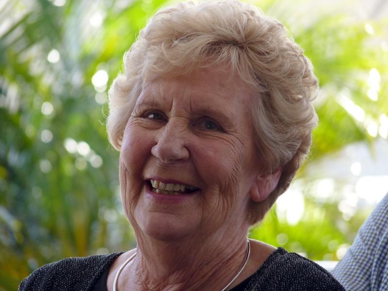 Betty June Brossmann