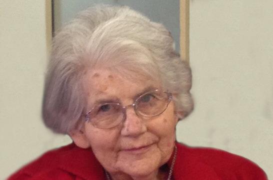 Patricia Mary Edwards