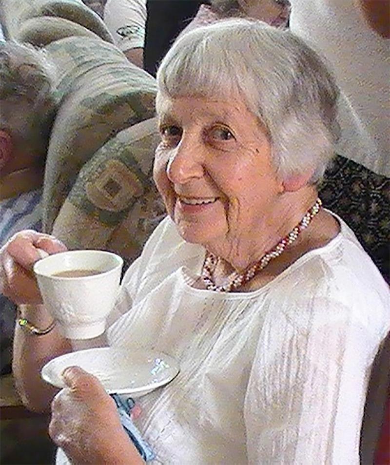 """Marjorie Edna """"Bunny"""" Harrison"""