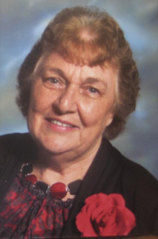 Beryl Margaret Graham
