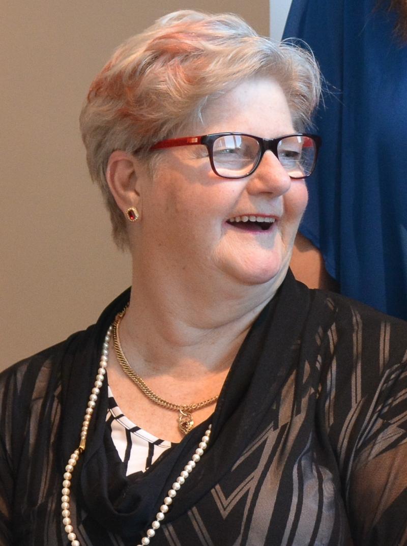 Mary Ella Giena Van Keulen